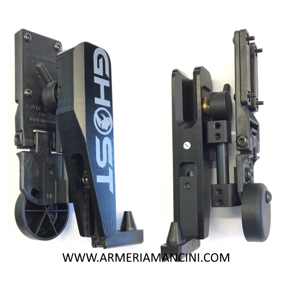 Fondina Ghost mod. The One per CZ SP-02 DX - TERMINATO