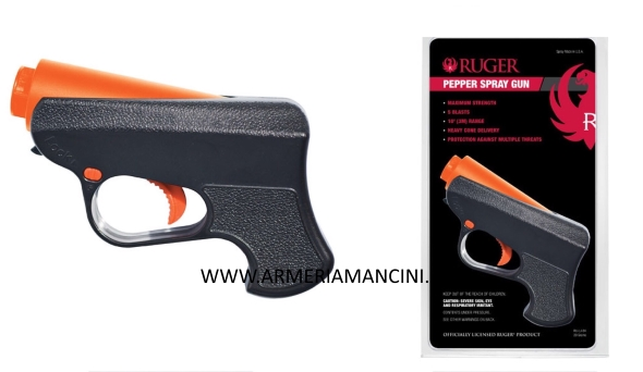 Pistola Antiaggressione Ruger IN ARRIVO