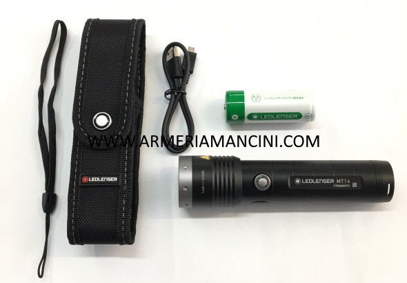 Torcia Led Lenser MT14