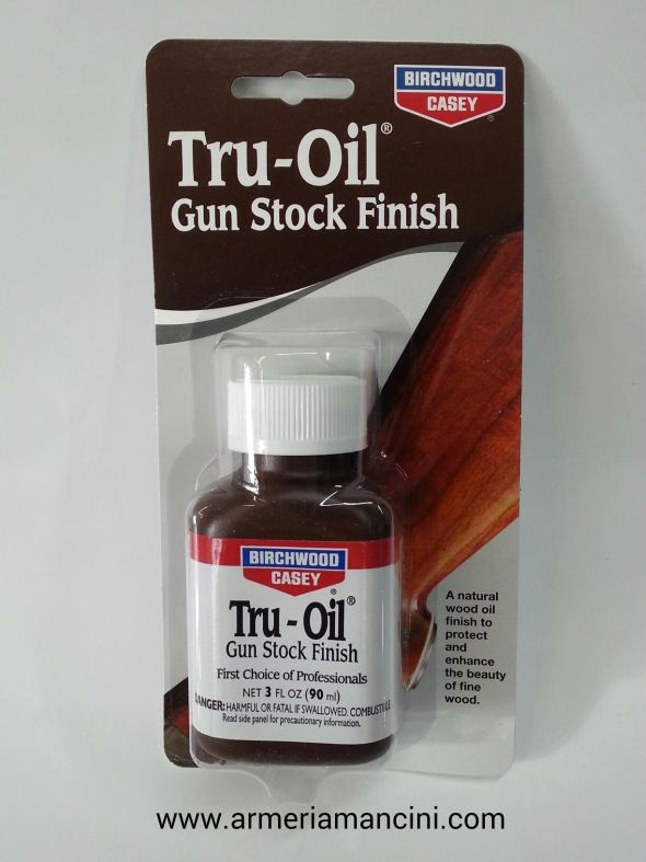 Tru-oil finitura per legno 90 ml